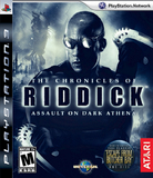 Chronicles of Riddick: Assault on Dark Athena, The (PlayStation 3)